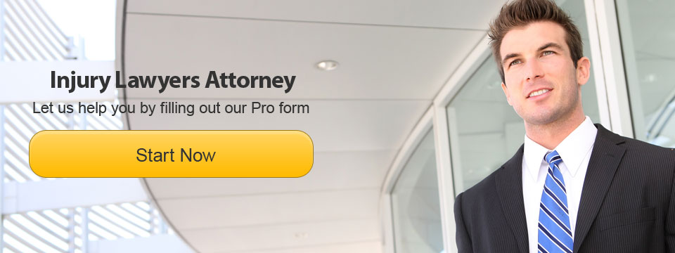 injury lawyer attorney slide
